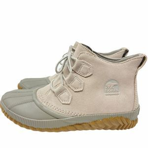NEW Sorel Out N About Waterproof Boots Soft Taupe